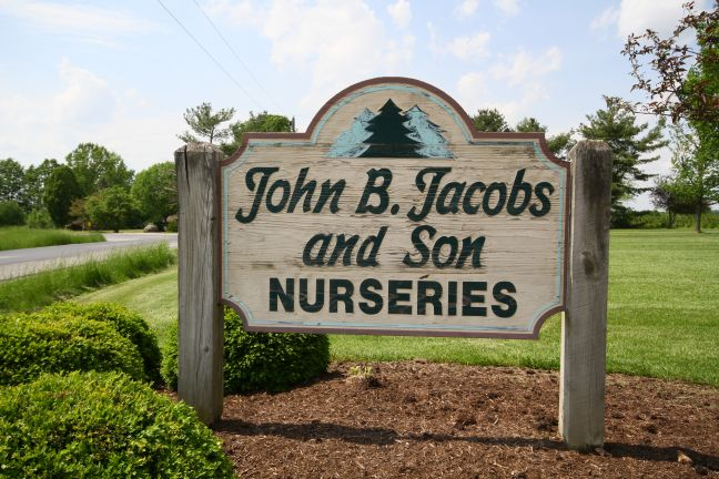 John B. Jacobs and Son Nurseries